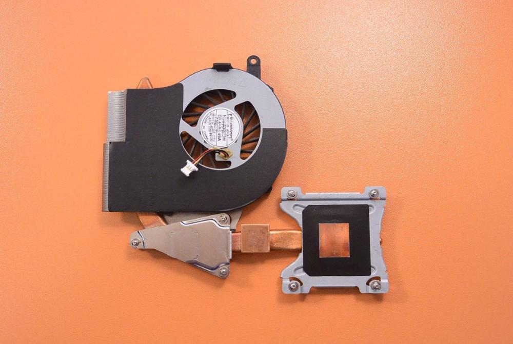 Ventilator laptop  radiator (heatsink) HP G62 CQ62 G72  1a01eyr00  ksb0505ha9k62