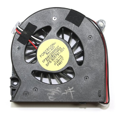 Ventilator laptop HP 625 620  DFS481305MC0T  605791001 F96T