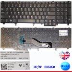 Tastatura laptop Dell Latitude E5520, E5520M, E5530, E6520 - mp-10j13u46698w - PK130LH2E05