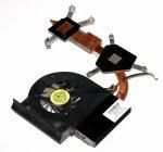 Radiator  + Ventilator HP Compaq CQ61 series - CQ60 series - DFB552005M30T-F8Q6 - 582143-001