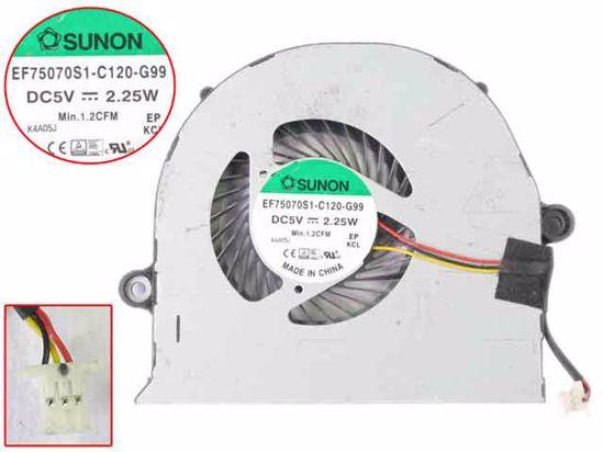 Ventilator Acer Aspire E5571  ef75070s1c120g99