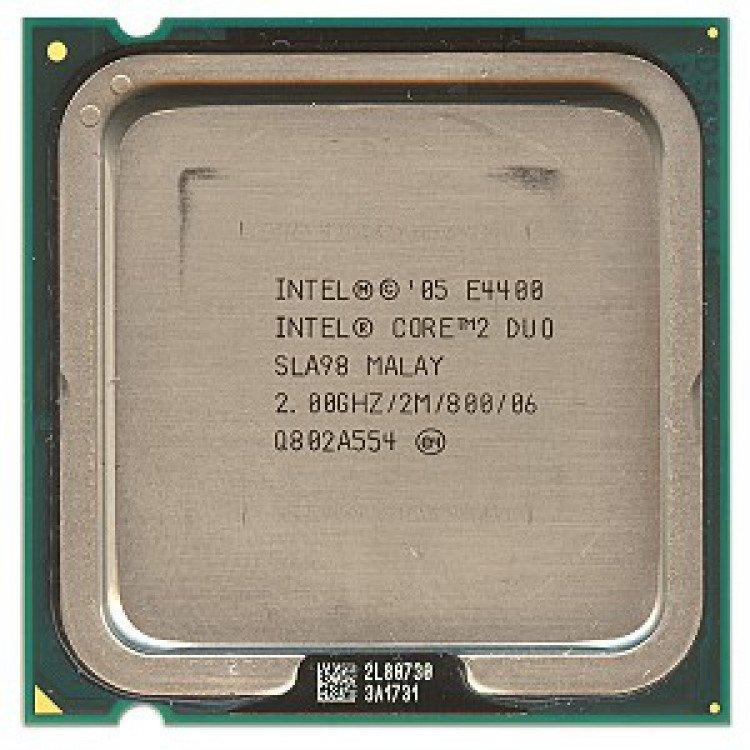 Procesor calculator Intel Core2Duo E4400
