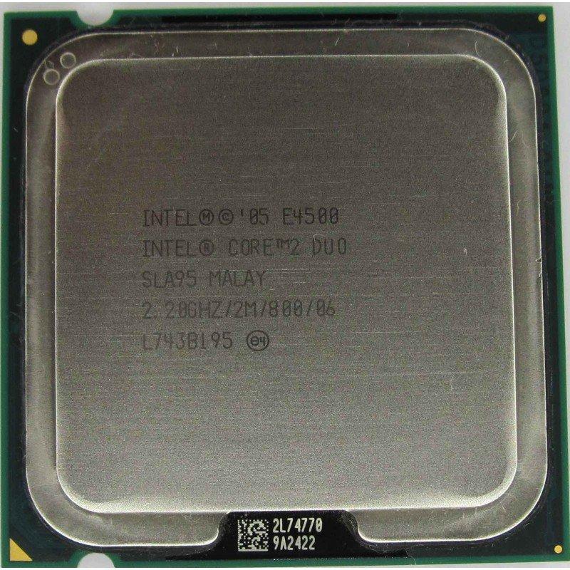 Procesor calculator Intel Core2Duo E4500