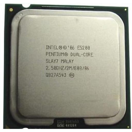 Procesor calculator Intel Dual Core E5200
