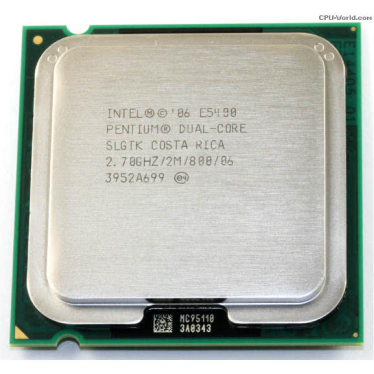 Procesor calculator Intel Dual Core E5400