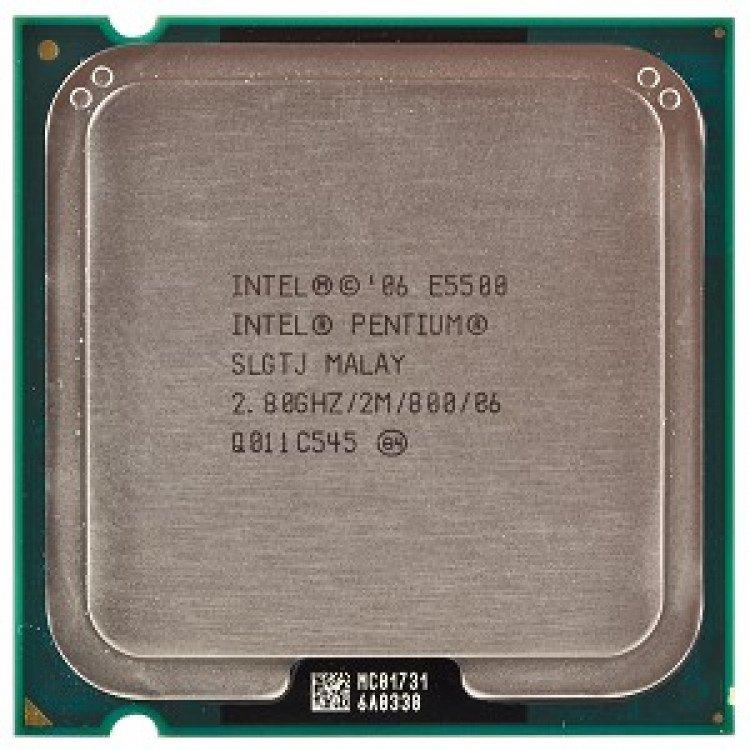 Procesor calculator Intel Dual Core E5500