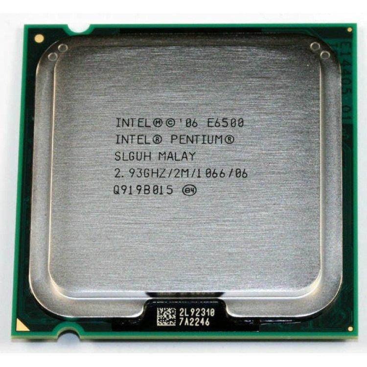 Procesor calculator Intel Dual Core E6500