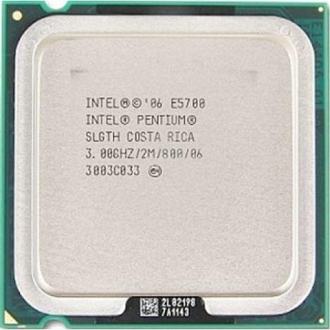 Procesor calculator Intel Dual Core E5700
