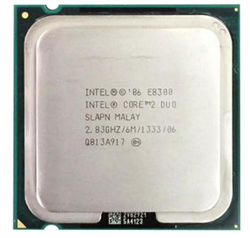 Procesor calculator Intel Core2Duo E8300