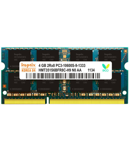 memorie ram laptop 4gb ddr3 second hand