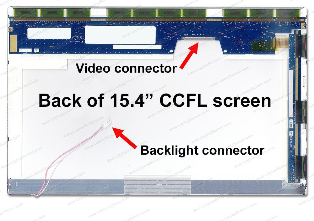 Display laptop 15.4 Lampa CLAA154WA01AQ