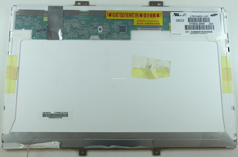 Display laptop 15.4 lampa LTN154X3L01
