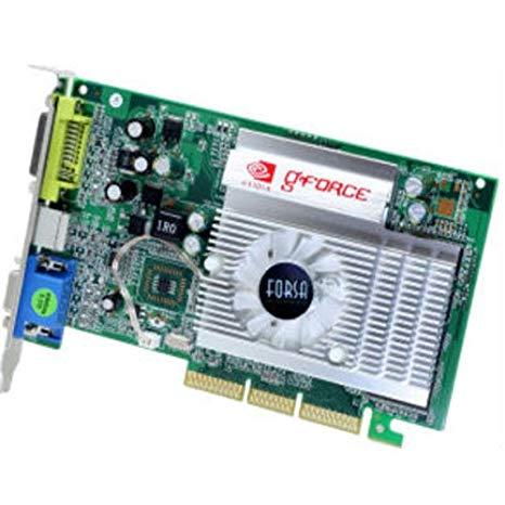 Placa video GeForce FX5500  256 Mb  128 bit ND5500256C13AN (resigilata)