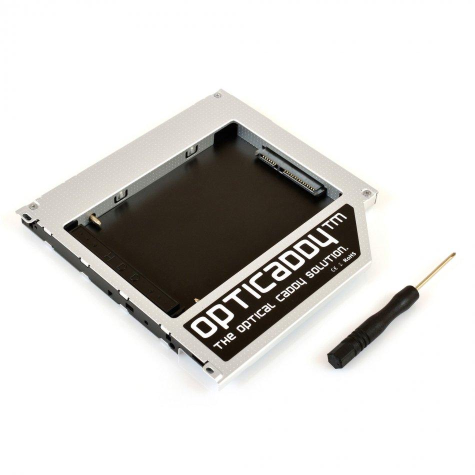 Adaptor Caddy unitate optica MackBook Pro A1278 A1286 A1297  9.5 mm