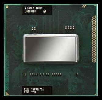 Procesor laptop Intel Core i7 Gen 2 i72630QM