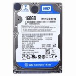 Hard disk laptop second hand 160 GB SATA 5400 RPM