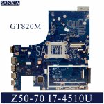 Placa de baza laptop Lenovo Z50-70 G50-70 - nm-a273 - i7 gen 4 - 820M - 2gb