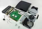 Piese consola PS4