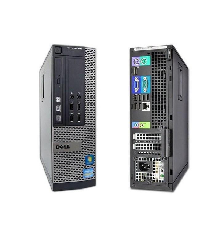 Calculator Dell Optiplex 790 SFF  i52400 4GB ddr3 128gb SSD