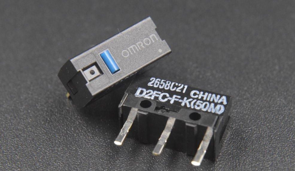 Micro Switch OMRON mouse  D2FCFK