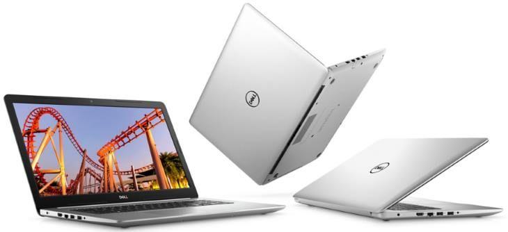 Laptop Dell Inspiron 15 5570  I37130  8GB DDR4  500GB Hdd