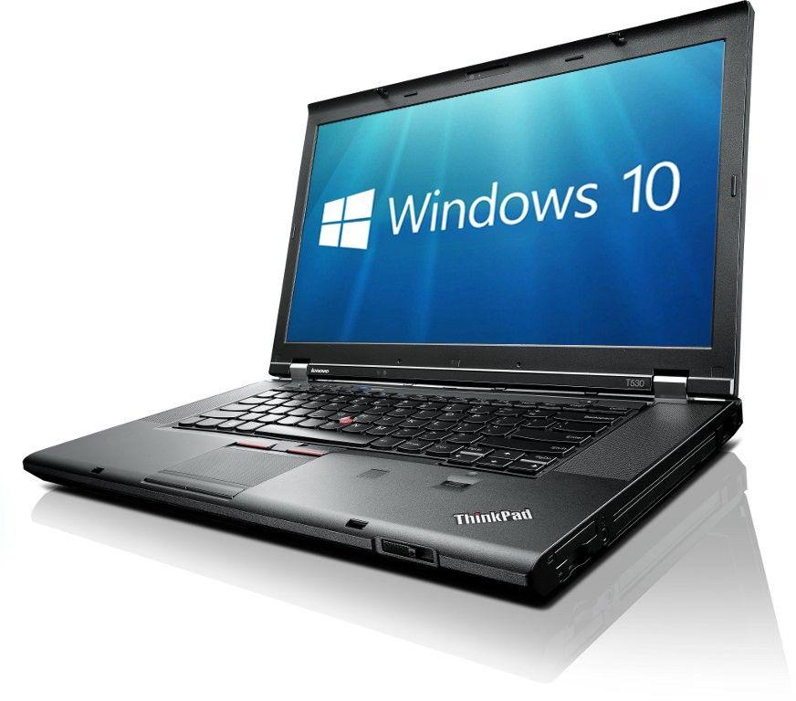 Laptop Lenovo ThinkPad T530  i73630 8Gb ddr3 256Gb Ssd
