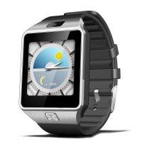 Ceas Smartwatch  QW09  -ceas 3G -WIFI-bluetooth-cartela SIM-silver