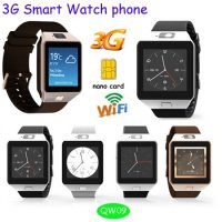 Smartwatch QW09 plus- usmart.ro