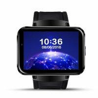 Ceas Smartwatch Aipker dm98-ceas 3G -WIFI-gps-baterie 900mA-cartela SIM-black