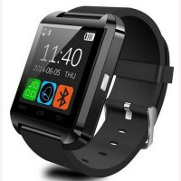Ceas smartwatch  bluetooth U8-1.44 inch -black