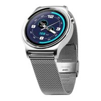 Ceas smartwatch Aipker GW01 -waterproof-ritm cardiac-1.3 inch HD touchscreen-silver