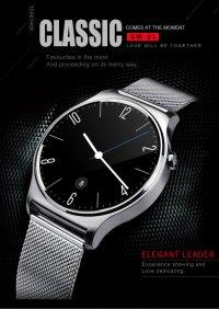 Smartwatch gw01-metal