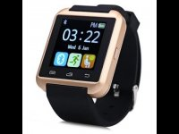u8 gold smartwatch