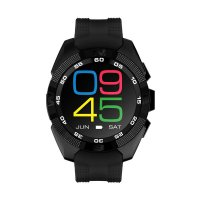Ceas smartwatch G5 -ritm cardiac-1.2 inch HD touchscreen-black5