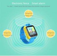 Smartwatch ceas gps pentru copii