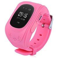Ceas telefon Smartwatch cu GPS pentru copii Usmart K5-pink
