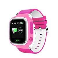 Ceas telefon Smartwatch cu GPS pentru copii Usmart K6-roz