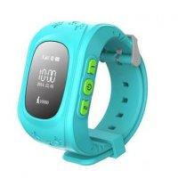 Ceas telefon Smartwatch cu GPS pentru copii Usmart K5 -blue