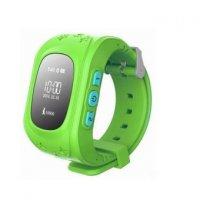 Ceas telefon Smartwatch cu GPS pentru copii Usmart K5 -green