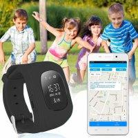 Smartwatch k5 pentru copii black