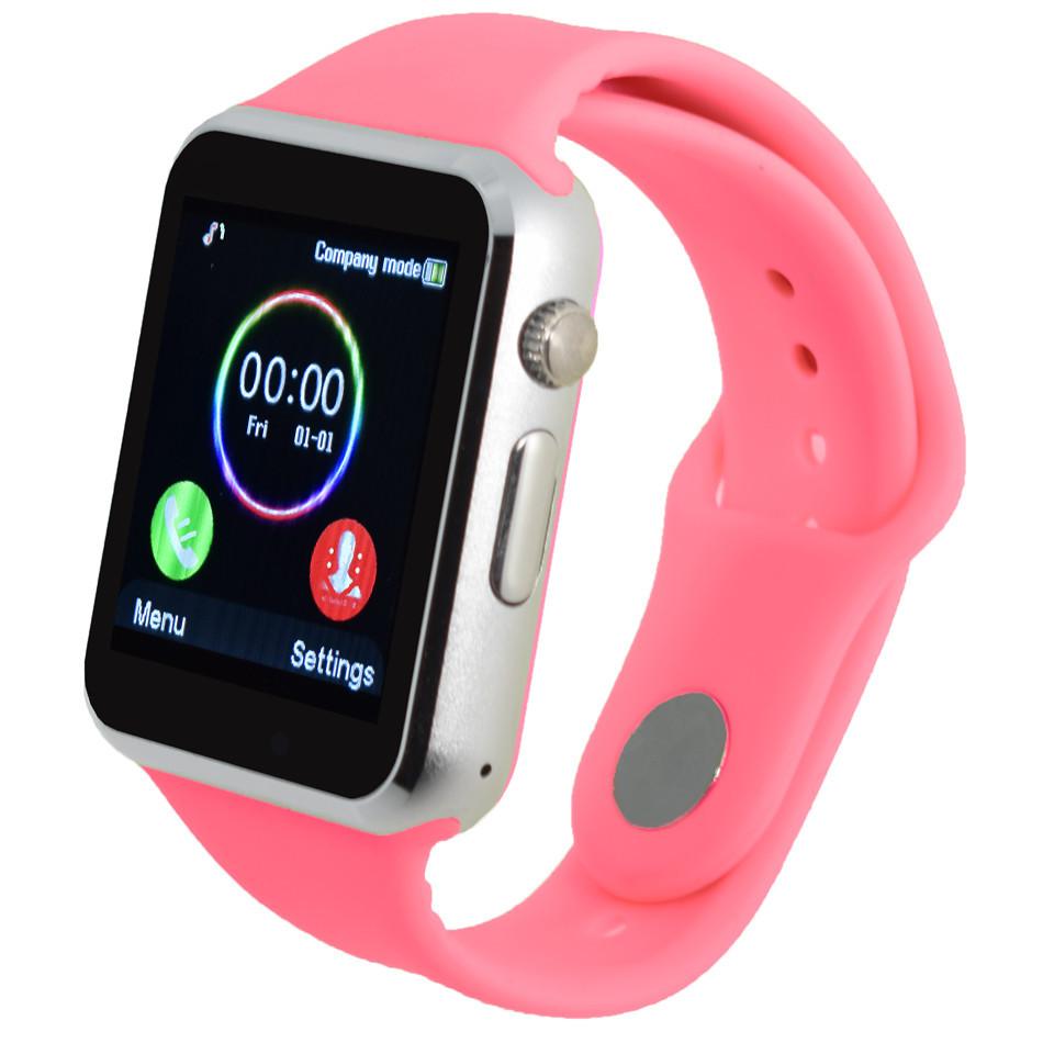 Smartwatch A1 pinkcartela SIM