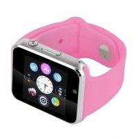Smartwatch A1 pink