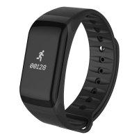 Bratara fitness Aipker F1- ritm cardiac,tensiunea arteriala,blood oxygen -black