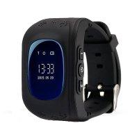 Ceas telefon Smartwatch cu GPS pentru copii Usmart K5 -black