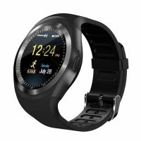 Ceas smartwatch Aipker V9-cartela SIM-camera-1.3 inch HD touchscreen-black