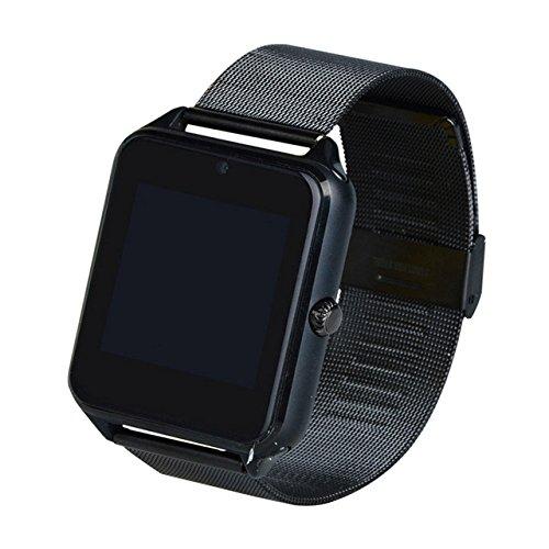 Smartwatch Z60 black metal