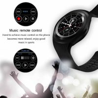 Smartwatch V9 black cartela SIM
