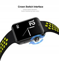 smartwatch dm09 plus green