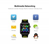 smartwatch dm09 plus ceas inteligent