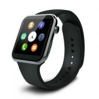 Ceas Smartwatch  A9 -ritm cardiac- 1,54 HD touchscreen-black